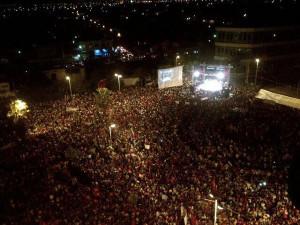 Rebelión popular en Túnez contra el Gobierno de Nahdha