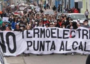 Cile: sospesa la costruzione della centrale  a carbone Punta Alcalde