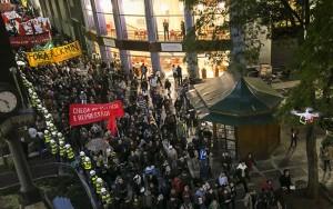 Protesto contra corrupção no Metrô e CPTM reúne 4 mil no centro de São Paulo