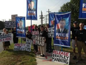 Bradley Manning condannato a 35 anni