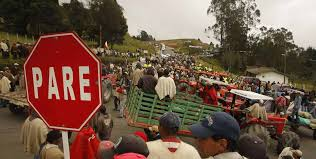 Colombia: Agricultural strike persists
