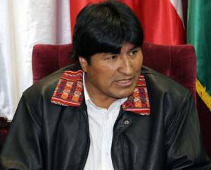 Morales denuncia que EEUU pretende ejecutar 'nuevo reparto imperial' con la invasión de Siria