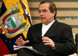 """El discurso de Obama en la ONU fue un """"reporte policial internacional"""" dijo el Canciller de Ecuador"""