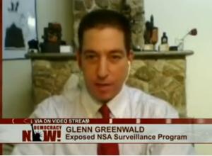The End of Internet Privacy? Glenn Greenwald on Secret NSA Program to Crack Online Encryption