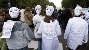 Suspensión cautelar de la privatización de la sanidad pública madrileña