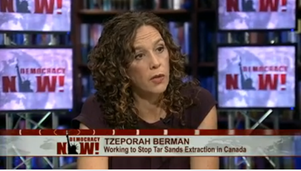 Corroding Our Democracy: Canada Silences Scientists, Targets Environmentalists in Tar Sands Push