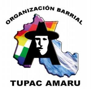 Allanamiento en la sede de la Tupac Amaru