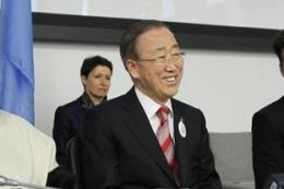 Ban Ki-moon: la resolución sobre las armas químicas «no es licencia para matar con otras armas»