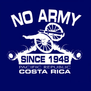 Costa Rica : Pas d'armée, mais un arsenal diplomatique !