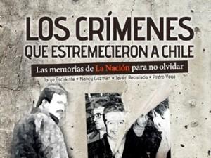 El 12 de septiembre se presentará libro que recoge los principales crímenes de la dictadura