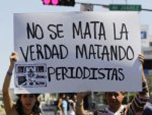 Veracruz, Oaxaca, Michoacán, Zacatecas: epicentros de la amenaza y la censura