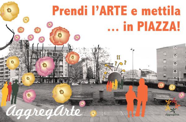 Milano – Gli abitanti della zona 3 prendono l'arte e la mettono in piazza!