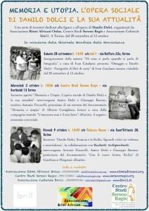 Memoria e Utopia: l'opera sociale di Danilo Dolci e la sua attualità