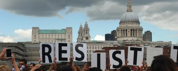Occupy vs. the London Arms Fair