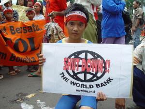 Banque mondiale/FMI : la faillite du système dette