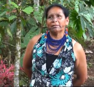 Mujeres amazónicas en movilización por la vida