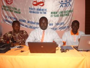 Journée internationale pour la nonviolence dans les écoles maliennes