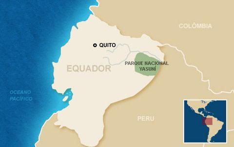 Fundamentalismo ambiental põe em risco o desenvolvimento do Equador
