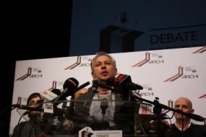 """Marcel Claude aclara declaraciones sobre """"Marca tu voto"""" con AC (Asamblea Constituyente)"""