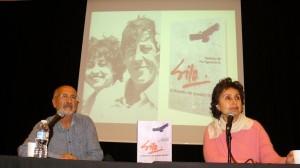 Pía Figueroa presentó su libro en Barcelona