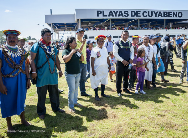 """Comunidad del Milenio """"Playas de Cuyabeno"""" - Ecuador"""