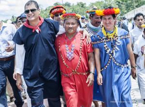 """Foto-Reportaje: Comunidad del Milenio """"Playas de Cuyabeno"""""""