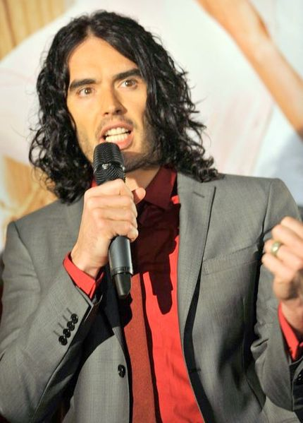 The voice of a new sensibility speaking loud and clear. Russell Brand going viral