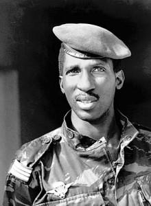 Soiree Sankara, una serata sul Burkina Faso