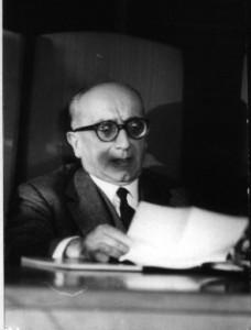 45 anni fa moriva Aldo Capitini, un nonviolento aperto, libero, religioso