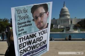 Manifestazione a Washington contro la NSA