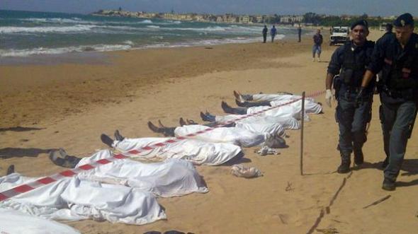 "Chi ha affondato l'""Anti-Titanic"" a Lampedusa?"
