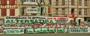 Alternatiba : un immense succès pour relever le défi climatique et poser les jalons de la transition
