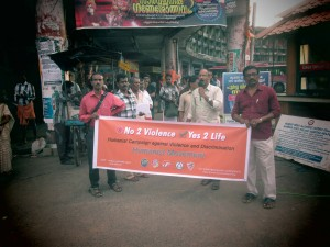 Kerala activists support courts against criminal politicians