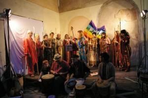 La pace è ogni passo: le foto dellla giornata della nonviolenza a Pistoia