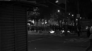 Rio de Janeiro: outubro começa com repressão policial e quebra quebra
