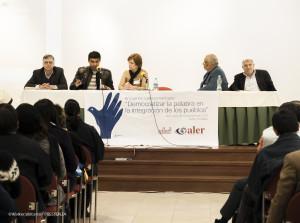 Encuentro Latinoamericano: Democratizar la Palabra en la integración de los pueblos