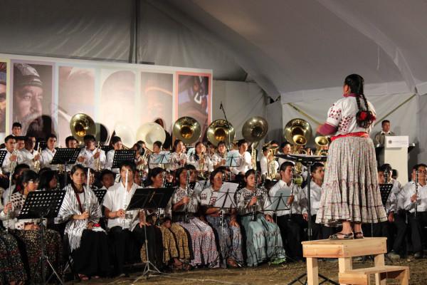 12 mujeres indigenas