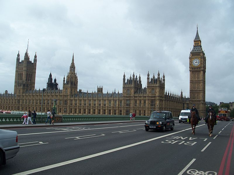 Big Ben and the UK Houses of Parliament