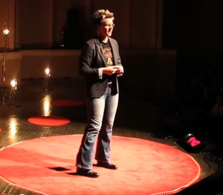 TED: two different aspects of Active Nonviolence