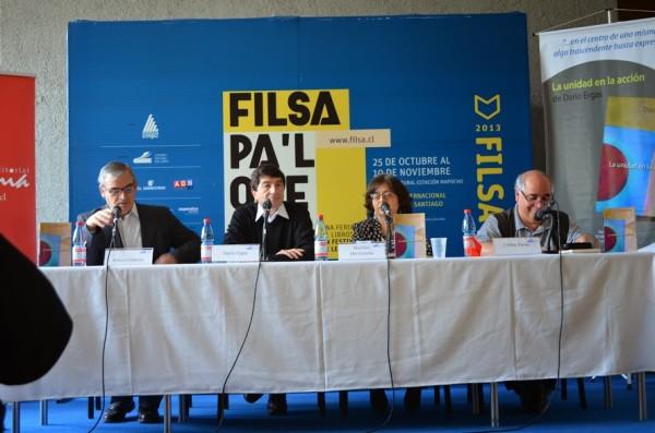 «Unidad en la acción», Dario Ergas: libro presentado en Chile