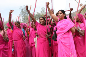 We need local movements, not more expensive NGOs — just look at India's Gulabi Gang
