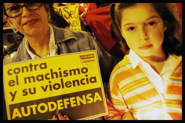 No Violencia Mujer