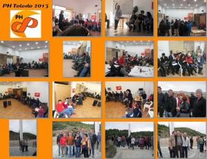 Rencontre des Partis Humanistes européens à Tolède