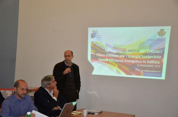 Parma: avviati i tavoli tematici per il piano per l'energia sostenibile