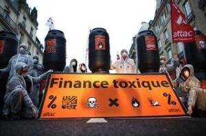 Pour son amie la finance, la France s'obstine à saborder la taxe Tobin européenne