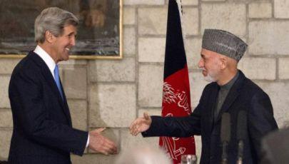 Acuerdo entre Washington y Kabul