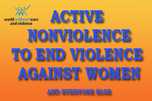 International Day(s) for the Elimination of Violence against Women (Orange the World!)