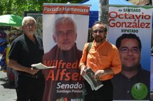 Closing Event with Wilfredo Alfsen at Quilicura Santiago de Chile