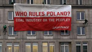 Corporate Lobbyists Flood Warsaw Climate Talks
