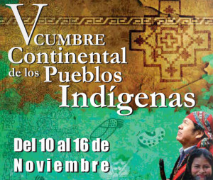 Começa V Cúpula de povos indígenas no Cauca colombiano